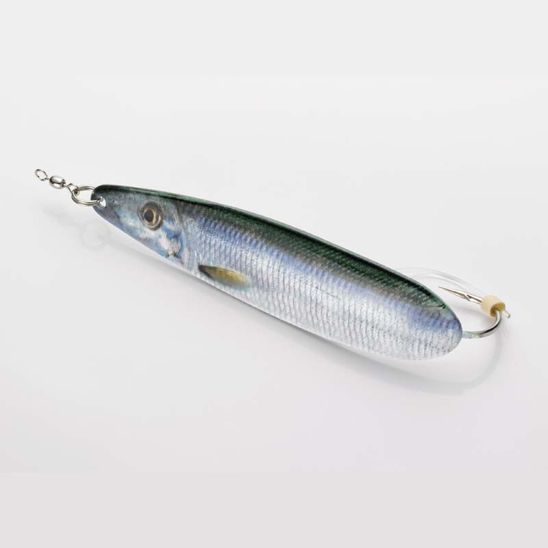 Silver Shiner  .050 Structure Spoon