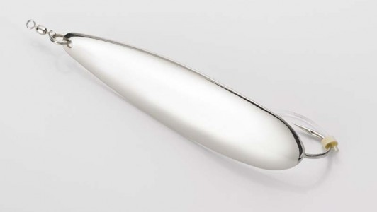 Chrome Flash .050 Structure Spoon