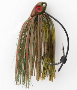 Fierce Melon 3/8 oz. Swim Jig