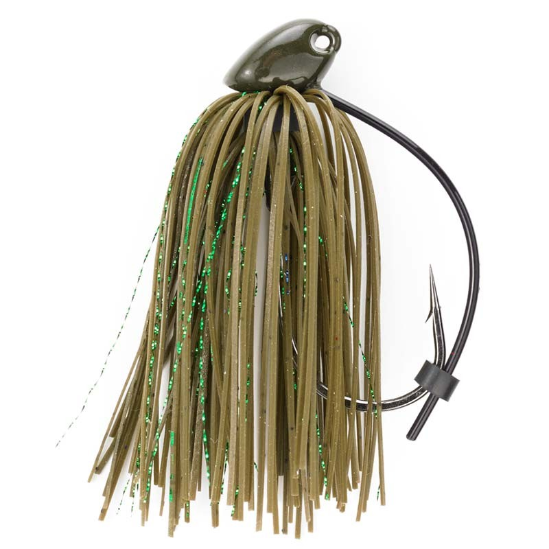 Green Pumpkin 1/2 oz Flippin Jig