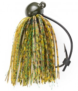 Mean Green 3/4 oz Football Jig