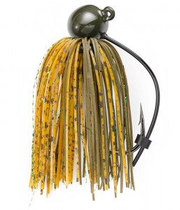 Natural Craw 1 oz Football Jig