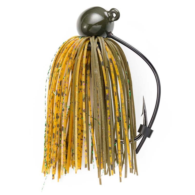 Natural Craw 3/4 oz Football Jig
