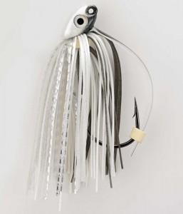 Pearl Ghost Shiner 1/2 oz. Swim Jig