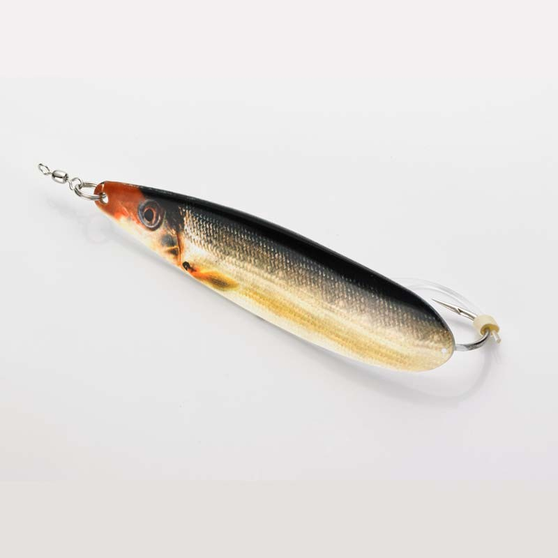 Golden Shad .050 Structure Spoon