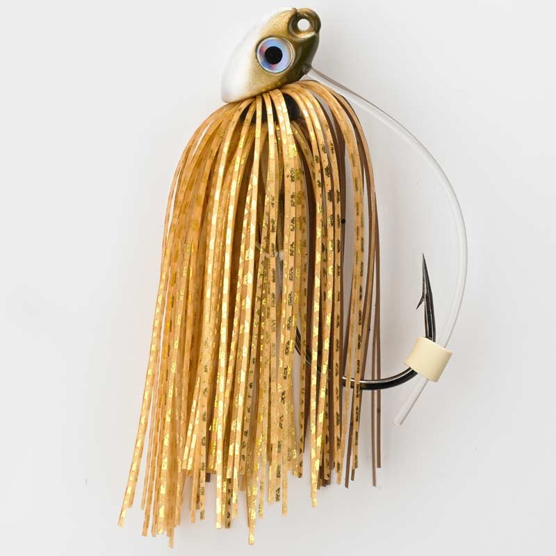 Golden Shiner 1/2 oz. Swim Jig