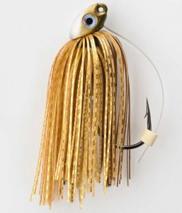 Golden Shiner 3/8 oz. Swim Jig