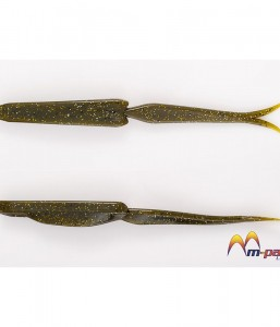 M-Pack Shad – Green Pumpkin Magic